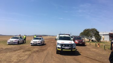 Mr Thompson and a student pilot were killed after their glider nosedived at Bowenville.