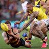 Richmond's depth the envy of finals rivals