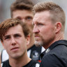 'No disconnect': Buckley, Magpies say contract timeline to remain