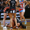 Despite cluster of ACL injuries, incidence in elite netball has decreased
