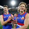 Dogs premiership player could be squeezed out for grand final
