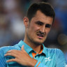 Tomic denies threatening Hewitt
