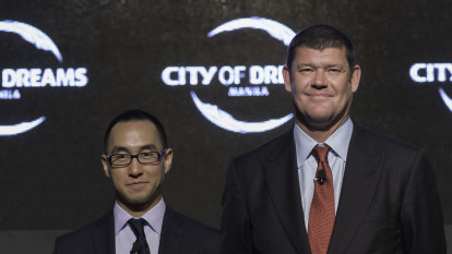 Melco open to offloading Crown Resorts stake