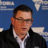 'Wonderful success': Optimism that Victoria has started to flatten the curve