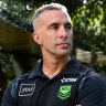 'I was too scared to leave my hotel room': Why Cecchin is retiring from NRL