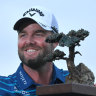 Marc Leishman ready to roll at Riviera