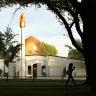 The Masjid Al-Noor mosque on Deans Avenue.