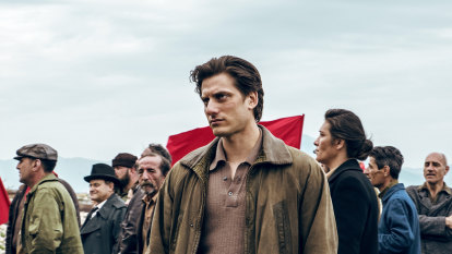 Who's the beautiful, brooding, man in Martin Eden? Meet Luca Marinelli