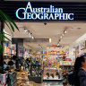 Three names in a month: former Australian Geographic rebranded again