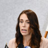 Jacinda Ardern says New Zealand changed after mosque attacks