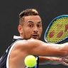 Kyrgios draws inspiration from injured de Minaur ahead of Open