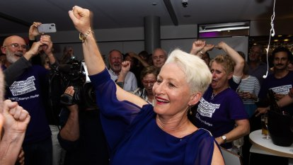 Kerryn Phelps kicks Liberals into minority government