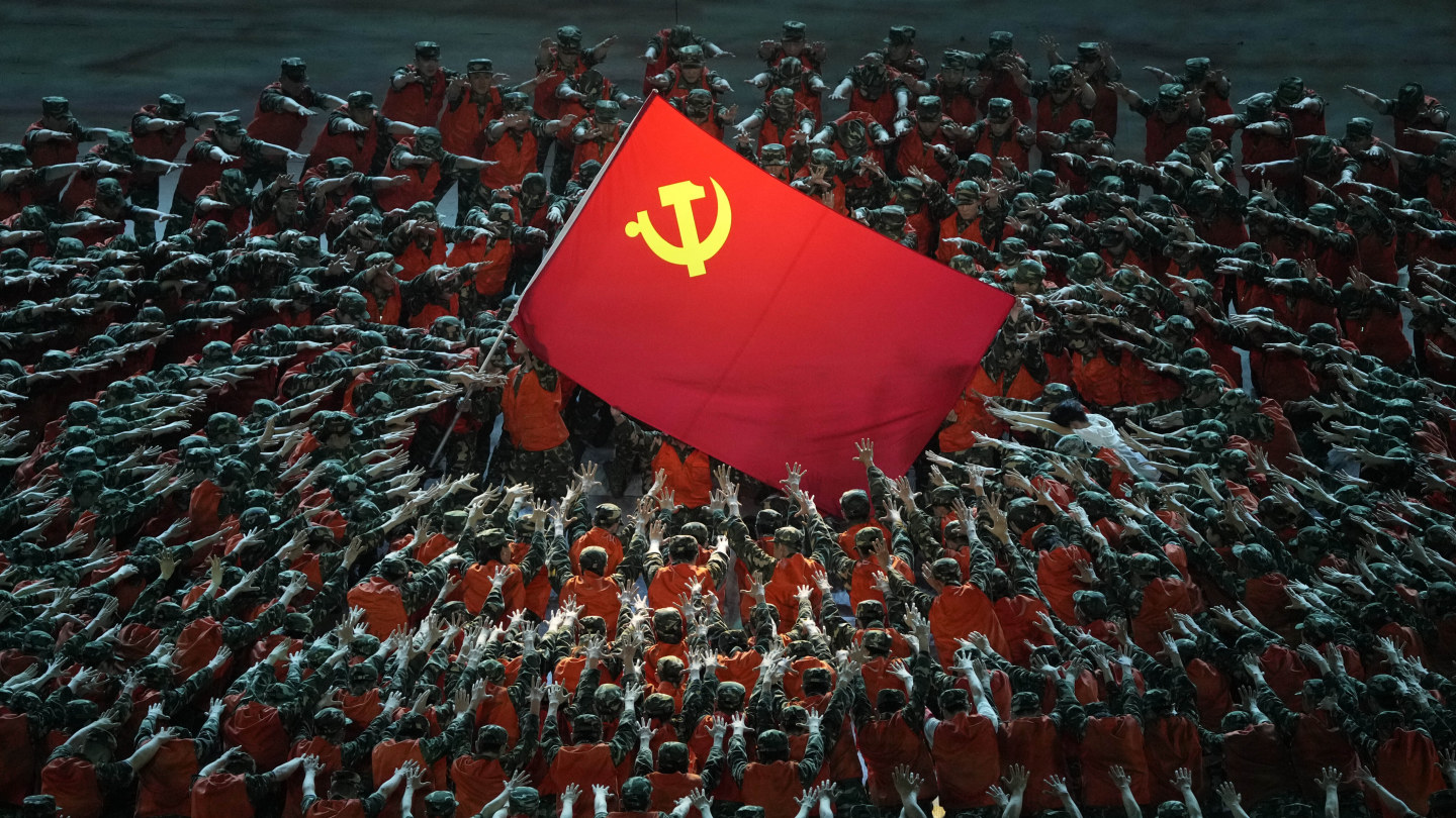 The Communist Party of China's 100th anniversary show was a reaffirmation of traditional faith in the power of the workers to raise the nation to glory.