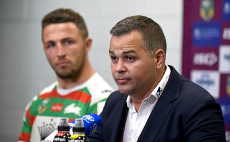 Fired-up Anthony Seibold shuts down speculation on his future