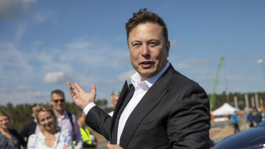 Elon Musk told the court he was not part of the board committee that negotiated the terms of the deal.