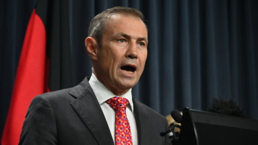 WA's Health Minister and acting Premier Roger Cook said NSW could have prevented the spread by responding more decisively to the northern beaches outbreak