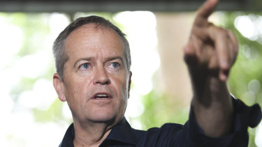 Bill Shorten says the NAIF has been a failure.