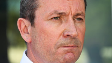 Premier Mark McGowan's office has accused the City of Perth of holding up a $1.5 billion multi-government deal.