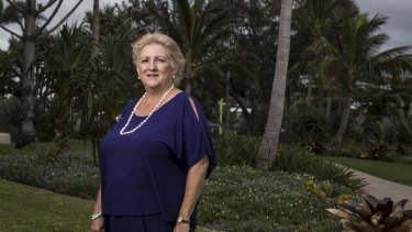 The LNP member for Capricornia in Queensland, Michelle Landry, says she has been subject to a wave of abuse in recent days.