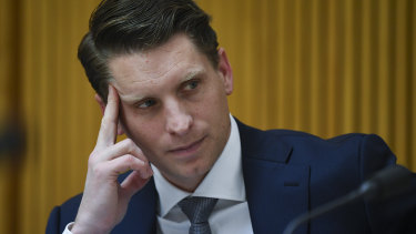 Prominent WA MP Andrew Hastie has been refused entry to China for an upcoming study tour.