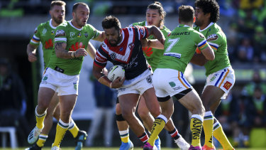 The premiership tests keep coming for Ricky Stuart's Raiders, who next face Melbourne.