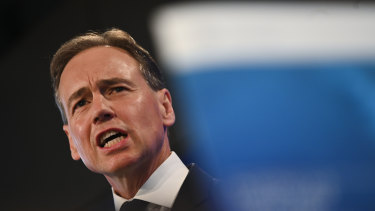 "Greg Hunt has promised to deliver more services in the ""missing middle"" of the mental health sector."