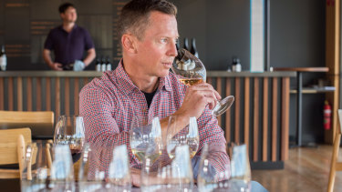 Wine tastings have become more sophisticated and fun since COVID and border restrictions.