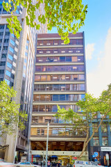 488 Bourke Street topped more than $13,000 a sq m.