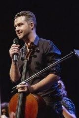 Chris Howlett at the Bendigo Chamber Music Festival 2020.