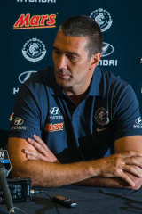 Departed: Stephen Silvagni.