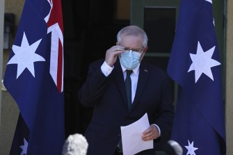 Scott Morrison was frustrated by ATAGI's conservative vaccine advice.
