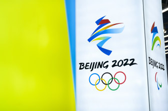 The Winter Olympics will be held in Beijing next year.