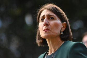 Many readers were succinct in their assessments of NSW Premier Gladys Berejiklian's revelations.