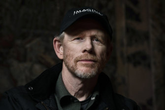 Ron Howard co-founded Imagine Impact with Brian Grazer and Tyler Mitchell in 2018.