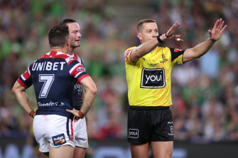 The NRL has made radical changes to the way players are sanctioned for on-field offences.