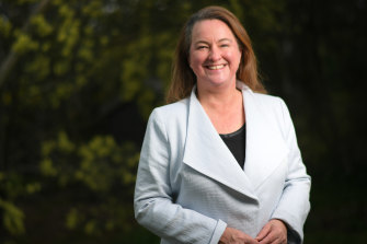 Former Victorian Liberal MP Mary Wooldridge is the new director of the Workplace Gender Equality Agency.