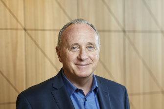 IBAC Commissioner Robert Redlich.