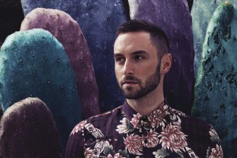 Eurovision winner MansZelmerlowis coming to Australia to help select the next contestant for the song contest.