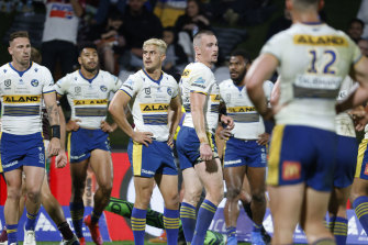 The Eels have an off-field distraction to go with their poor run of form.