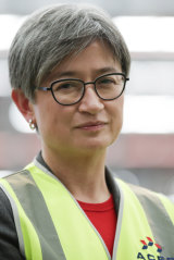 Foreign affairs spokewoman Penny Wong is set to become the Opposition's most senior woman.