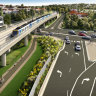 Skyrail to be built over notorious Toorak Road bottleneck