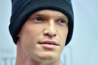 Cody Simpson in Sydney this week.