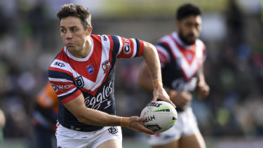 Roosters playmaker Cooper Cronk has little sympathy for players penalised after late hits.