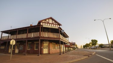 The gold-mining town of Mt Magnet has the lowest median house value in the country, according to a new study.