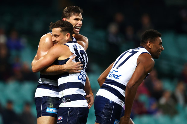 Scott bullish Cats can withstand loss of key midfielders