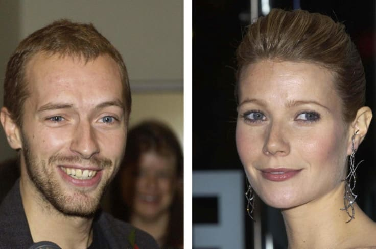 """Gwyneth Paltrow and Chris Martin, proponents of """"conscious uncoupling""""."""