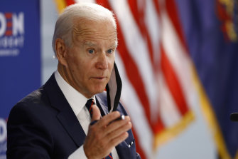 Joe Biden is tipped to have a more pro-consumer attitude towards Wall Street,