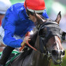 Flit leads home Godolphin trifecta in Light Fingers