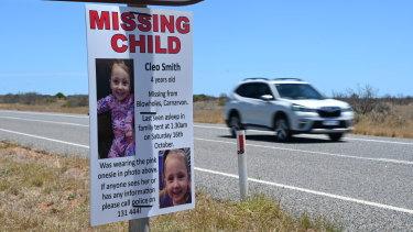 Cleo Smith Carnarvon search Western Australia, Mid West Gascoyne Assistant District Officer Inspector Jon Munday. Picture: Peter de Kruijff