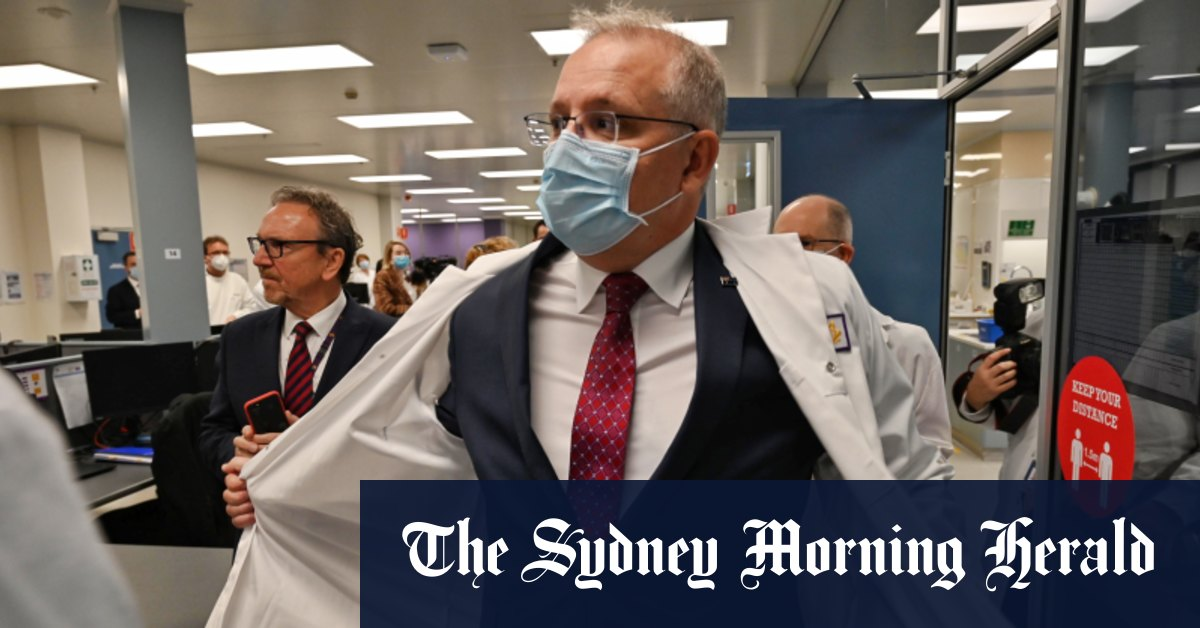 'Open to all options' to ensure a strong take-up of COVID-19 vaccine PM says – Sydney Morning Herald